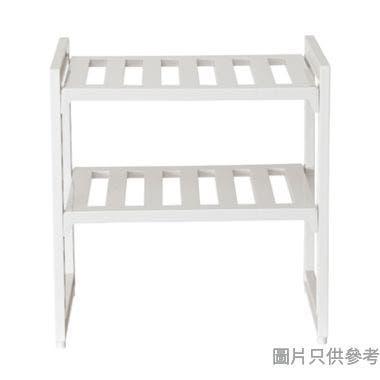 ARRANGE日本製塑膠2層塑膠廚用架 385W x 300D x 400Hmm
