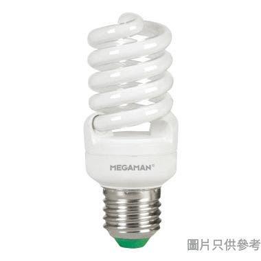 MEGAMAN曼佳美14W E27螺頭全螺旋管系列SP0614/E27/2700K-暖黃光