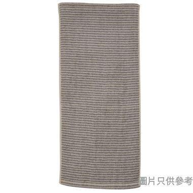 MILTON HOME CROTCHET 面巾,34x76cm,灰色,MT0011H