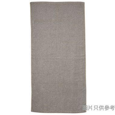 MILTON HOME CROTCHET 浴巾,61x127cm,灰色,MT0011B