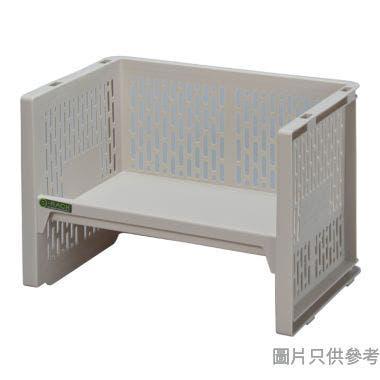 日本製 e-RACK 363W x 248D x 248Hmm 塑膠架 - 米色