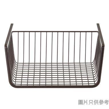 INTERDESIGN層板吊掛籃 318W x 254D x 152Hmm - 青銅色