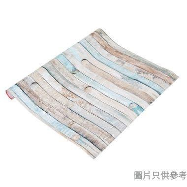 d-c-fix 德國製木紋裝飾貼 450W x 2000Hmm - 灰藍木紋色