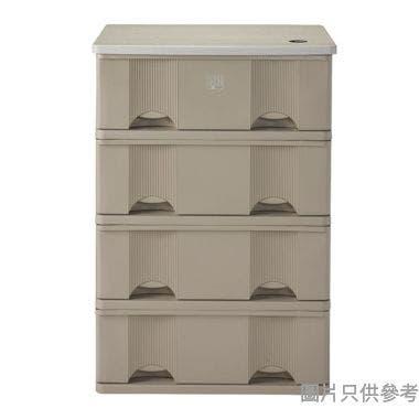 SOHO NOVO 600W x 445D x 885Hmm 四層MDF板面塑膠層櫃