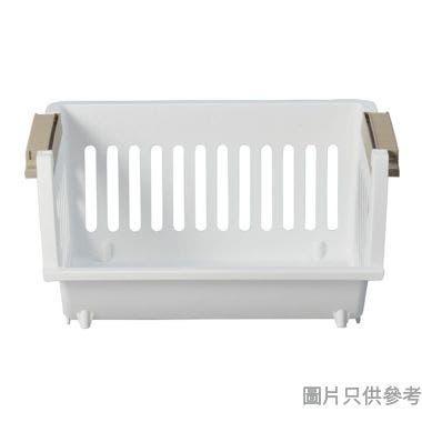 SOHO NOVO塑膠儲物籃 450W x 340D x 235Hmm - 白色