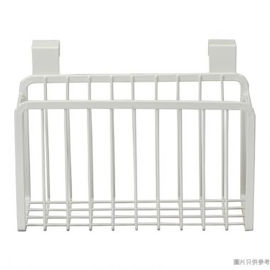 MODUS金屬廚用門後掛籃 260W x 140D x 180Hmm - 白色