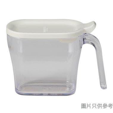 LIBERALISTA 越南製窄身調味盒440ml - 白色
