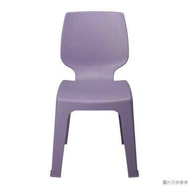 SHABE塑膠疊椅380W x 360D x 790Hmm