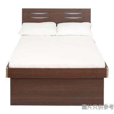 STAPLE 木板屏油壓雙人床1424W x 2000D x 980Hmm