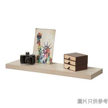 掛牆層板 1200W x 235D x 25Hmm - 木紋色