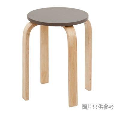 VOLTO實木圓疊凳 330D x 450Hmm