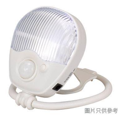 ELPA人體/明暗感應LED燈(座檯/懸掛)白光 PM-L210(W)