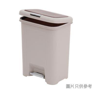 SOHO NOVO 塑膠長方形兩用垃圾桶12L 287W x 220D x 370Hmm
