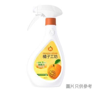 橘子工坊浴廁清潔劑制菌活力 - 480 毫升