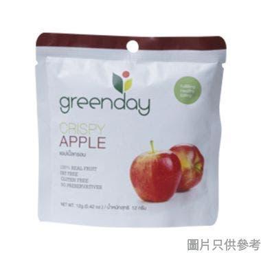 Greenday蘋果脆片-12克