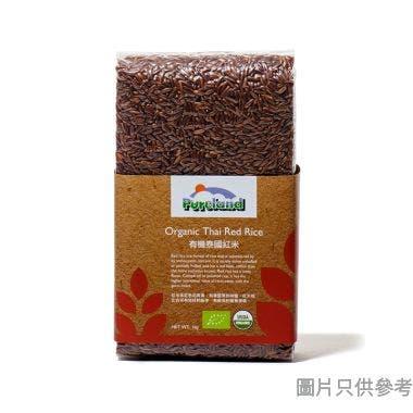 天朗有機紅米-1公斤