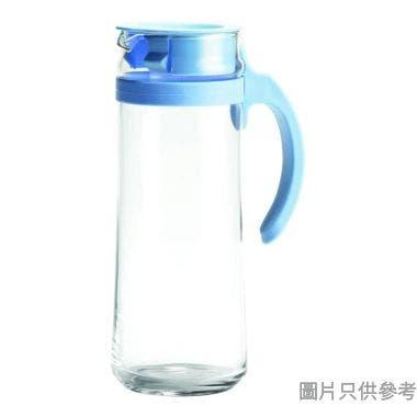 Ocean Patio玻璃水勺1.265L - 藍色