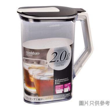 Pearl Life日本製耐熱塑膠水勺2L - 黑色