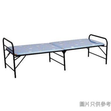 (183513)木板底摺床連床褥 ,690WX1890DX605HMM, KCH