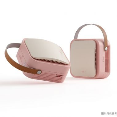 b-MOLA 桌面小型空氣淨化器 NCCO 1804 - 粉米色