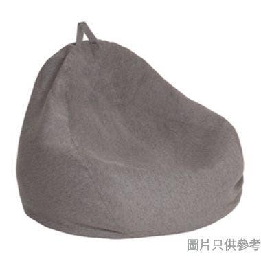 豆豆袋懶人沙發90W x 90D x 110Hmm - 灰色