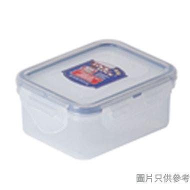 LOCK & LOCK塑膠長方形食物盒180ml 108W x 88D x 48Hmm(微波爐適用)