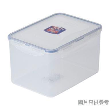 LOCK & LOCK塑膠長方形食物盒4500ml 248W x 180D x 150Hmm(微波爐適用)