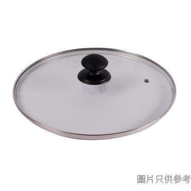 (218918) SOHO NOVO G形玻璃蓋,黑色蓋的,28cm