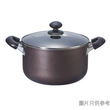 SOHO NOVO 雙耳易潔湯煲連蓋 24cm