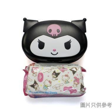 日本製Kuromi 80片裝濕紙巾