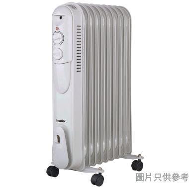 伊瑪牌2000W大型充油式9片電暖爐INY-2009A
