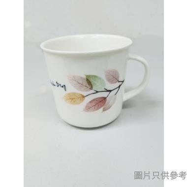 七彩葉陶瓷杯10oz