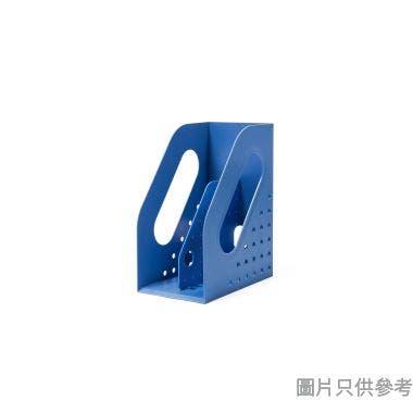 韓國製書本收納架160W x  255D x  320Hmm - 藍色