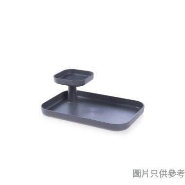 韓國製桌面文具整理盤283W x 183D x 101Hmm - 灰色