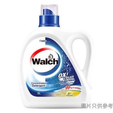 Walch威露士消毒洗衣液3000ml - 檸檬味