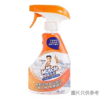 Mr Muscle威猛先生日常廚房表面清潔劑350g 313201