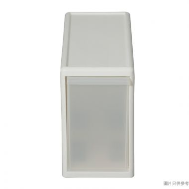 like-it日本製塑膠抽屜 170W x 465D x 280Hmm MOS-04 - 白色