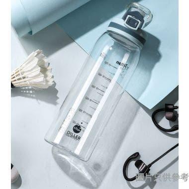 Diller迪樂貝爾提扣透明塑膠杯900ml Tritan-D32-900 - 淺藍