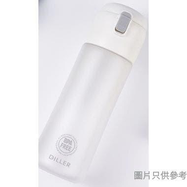 Diller迪樂貝爾提繩透明塑膠杯650ml Tritan-D26-650 - 白色