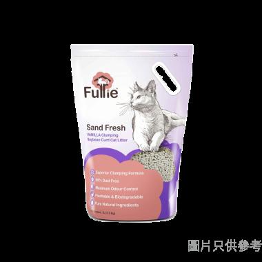 Furrie芙莉爾澳洲製豆腐粟米砂7L - 雲呢拿味