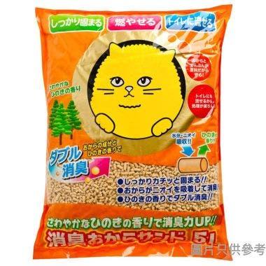 Super Cat日本製豆腐砂5L - 松香袋