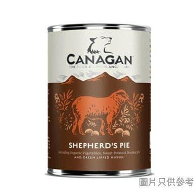Canagan原之選英國製狗罐頭400g - 羊肉配方