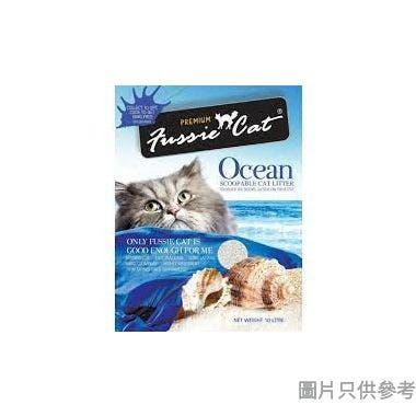 Fussie Cat高竇貓礦物砂10L - 海洋味