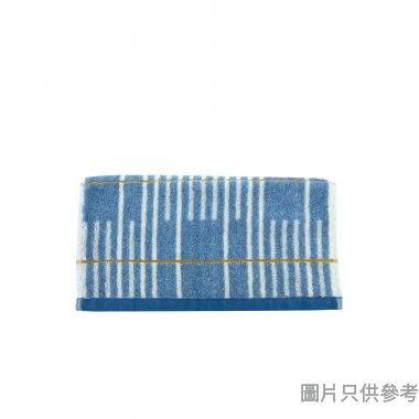 Milton Home Enzo方巾330W x 330Dmm MT2011W- 藍色
