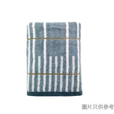 Milton Home Enzo浴巾650W x 1220Dmm MT2013B - 灰色