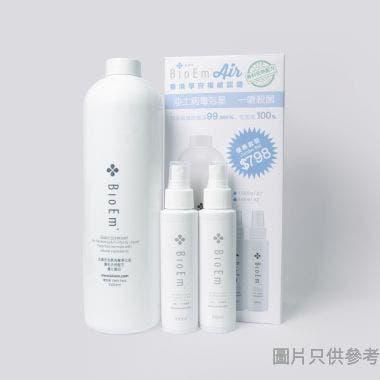 BioEm貝達安空氣消毒淨化液BJS1200(優惠裝)