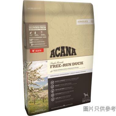 Acana愛肯拿加拿大製單一蛋白狗糧2kg - 放養鴨