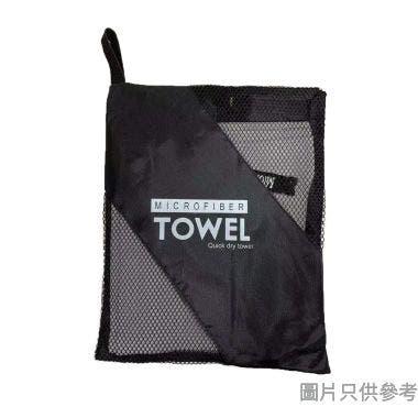 運動快乾毛巾 400W x 800Dmm - 灰色
