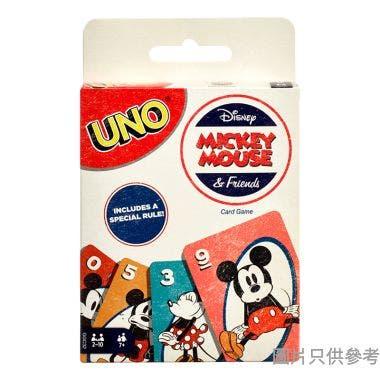 UNO迪士尼米奇遊戲卡GM77493