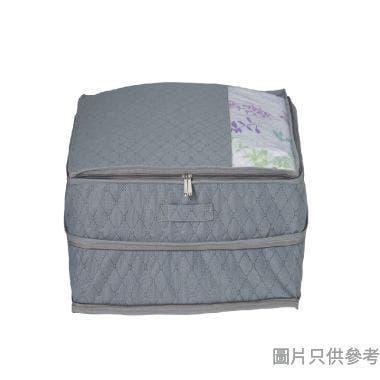 SOHO NOVO竹炭防臭伸縮擴充式收納袋650W x 550D x 100-200Hmm NF2(大) - 灰色